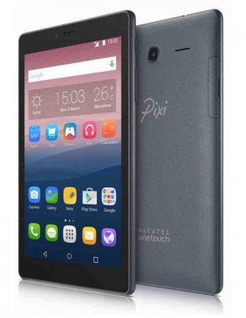 Планшет Alcatel Pixi 4 7.0 (8063-3CALRU1)Grey