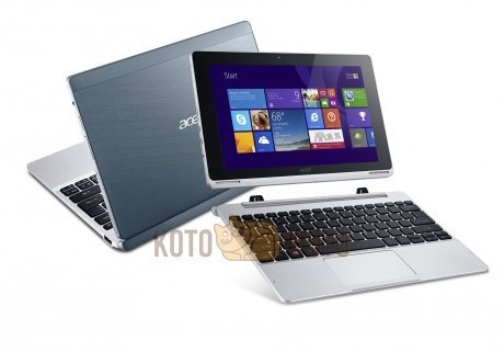 Планшет Acer Aspire Switch 10 SW3-016-130G Wi-fi 64gb Ram 2Gb (NT.G8VER.002) Iron