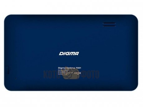 Планшет Digma 7001 Dark BlueOptima