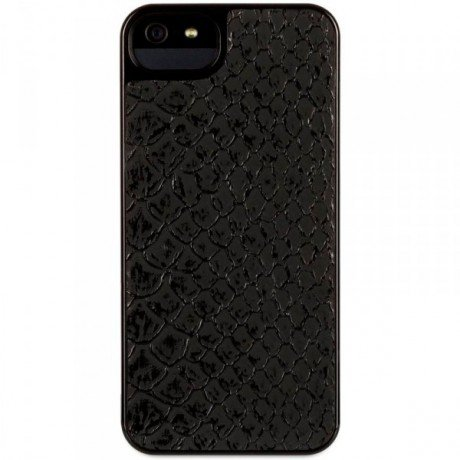 GRIFFIN Moxy Form for iPhone 5 Python - Black