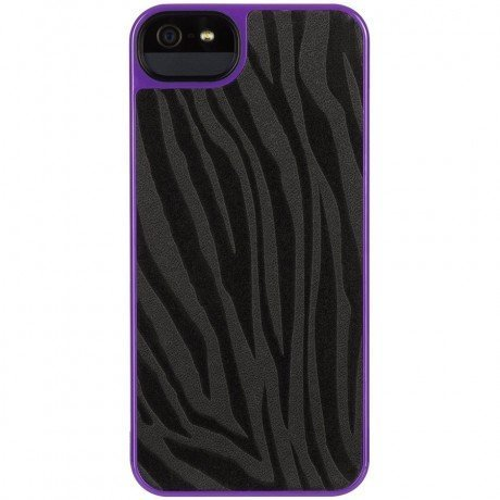 Фотография товара gRIFFIN Moxy Form for iPhone 5 Zebra - Black (12207)