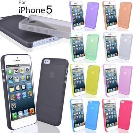 Чехол Iphone 5 DisMac Ultraslim Case 0.3mm for iPhone 5 (multicolor)