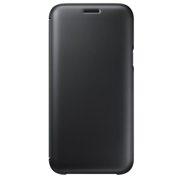 Чехол Samsung WalletCover для Galaxy J530 (2017) EF-WJ530CBEGRU Black