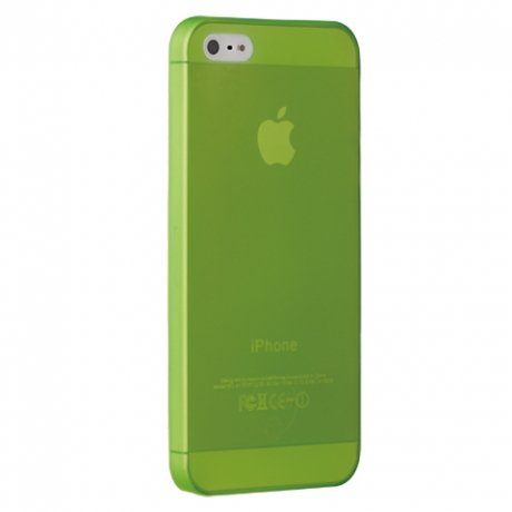 Чехол для iPhone 5 (02) Green
