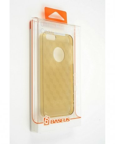 Baseus Ultra Thin Case for iPhone 5 (Champagne)