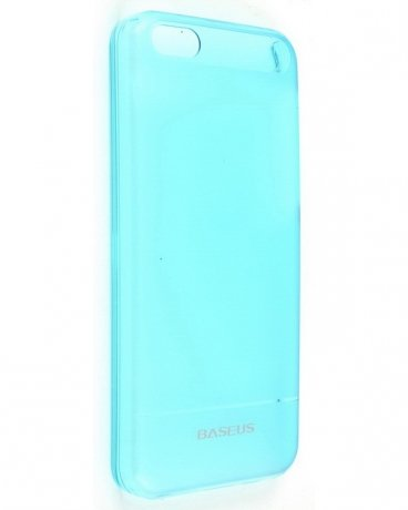 Baseus Ultra Thin Case 0.6mm for iPhone 5C (Blue)