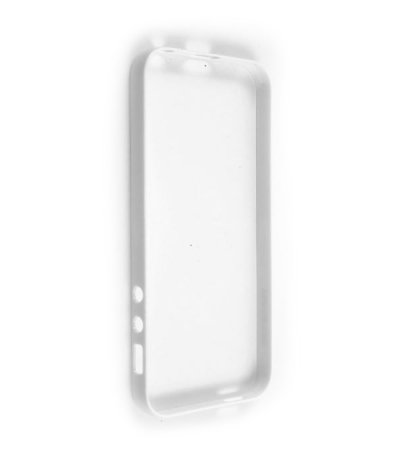 Baseus Bumper PC Frame for iPhone 5 (White)