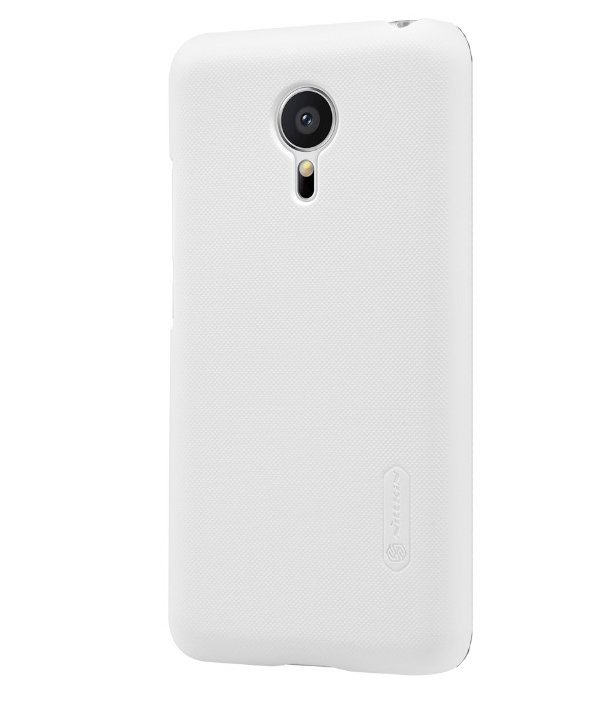Чехол Nillkin серия Frosted Shield BackCover для Meizu M3s (белый)