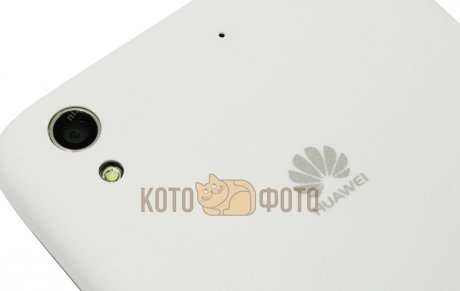 Смартфон Huawei Ascend G620S LTE White
