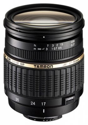 Tamron SP AF 17-50mm F|2.8 XR Di II LD Aspherical [IF] Canon EF-S