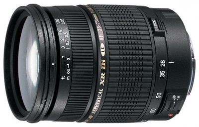 Объектив Tamron SP AF 28-75mm F 2.8 XR Di LD Aspherical (IF) Canon EF