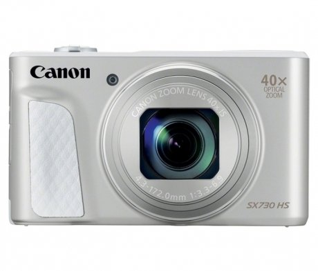 Цифровой фотоаппарат Canon PowerShot SX730 HS Silver genius hs 300a silver
