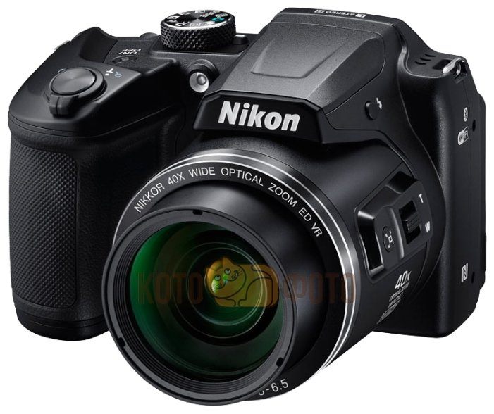 Цифровой фотоаппарат Nikon Coolpix B500 black digital camera nikon coolpix b500 photocamera