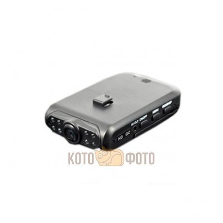 Видеорегистратор Portable Full HD Car Videorecorder CR504