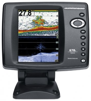 Эхолот Humminbird 678Cx Hd Di от Kotofoto