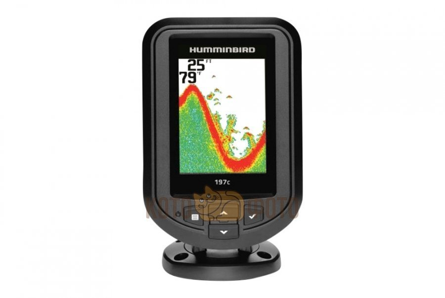 Эхолот Humminbird PiranhaMAX 197C (HB-PIR197cx) футболка print bar chicago blackhawks