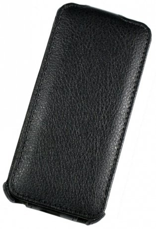 Partner Чехол Flip-case Apple iPhone 5 черный