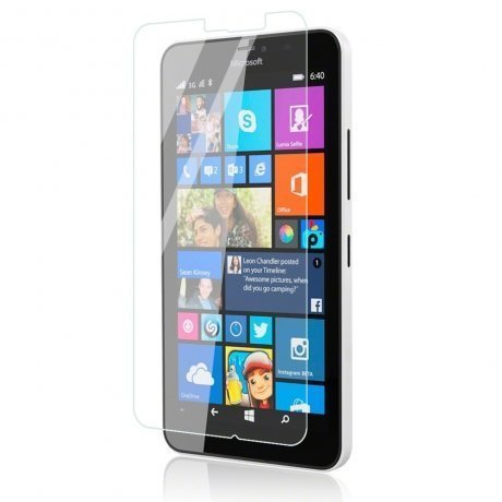 Защитный экран Red Line для телефона Microsoft Lumia 640 XL tempered glass