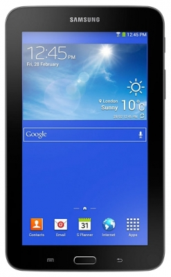 Планшет Samsung Galaxy Tab 3 7.0 Lite SM-T116 8Gb Ebony Black