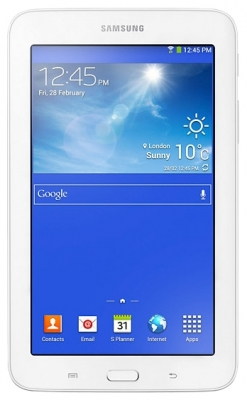 Планшет Samsung Galaxy Tab 3 7.0 Lite SM-T116 8Gb Cream White