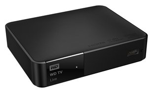Western Digital WD TV Live Streaming Wi-Fi