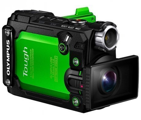 Фотография товара экшн-камера Olympus TG-Tracker Green (106523)