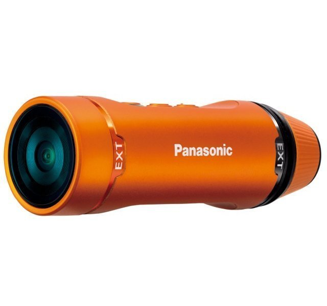 Экшн-камера Panasonic HX-A1MEE-D Orange