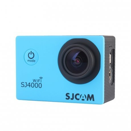 Экшн-камера SJCAM SJ4000 Wi-Fi Blue экшн камера sjcam sj4000 wi fi red