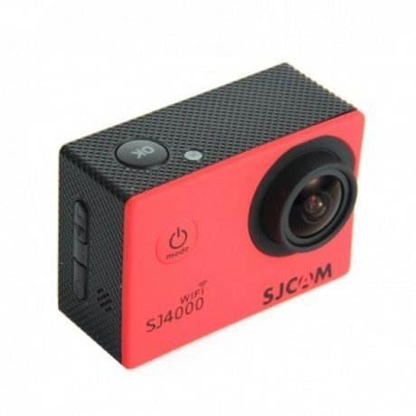 Экшн-камера SJCAM SJ4000 Wi-Fi Red экшн камера sjcam sj4000 wi fi pink