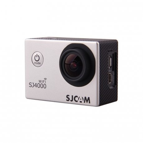 Экшн-камера SJCAM SJ4000 Wi-Fi Silver экшн камера sjcam sj4000 wi fi red