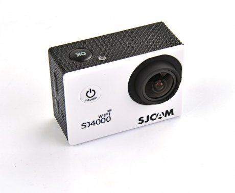 Экшн-камера SJCAM SJ4000 Wi-Fi White экшн камера sjcam sj4000 wi fi red
