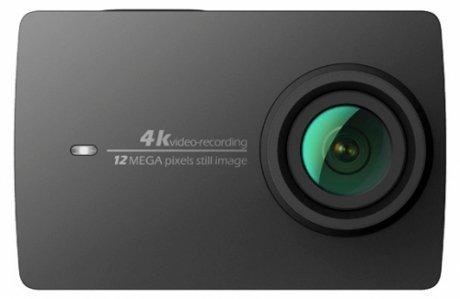 Фотография товара экшн камера Xiaomi Yi 4k Action Camera black (125415)