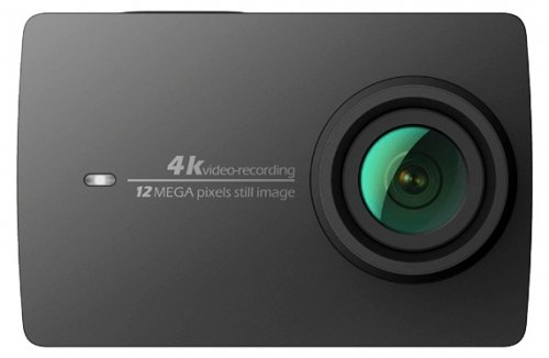 Экшн камера Xiaomi Yi 4k Action Camera black экшн камера xiaomi yi lite