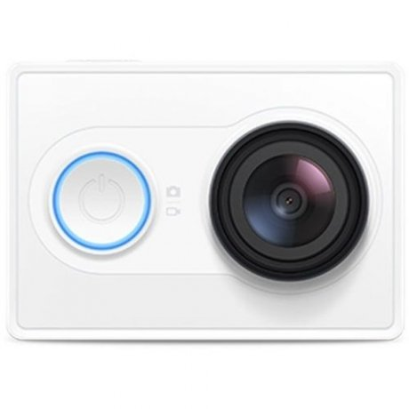 Фотография товара экшн камера Xiaomi Yi Action Camera Travel Edition White (126886)