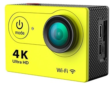 Экшн камера EKEN H9 Ultra HD Yellow купить