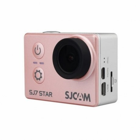 Фотография товара экшн-камера SJCAM SJ7 Star Rose Gold (141800)