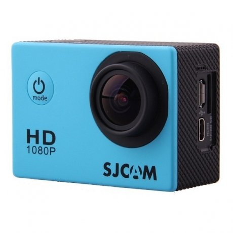 Фотография товара экшн-камера SJCAM SJ4000 Light Blue (142024)