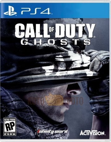 Игра Call of Duty: Ghosts (PS4)