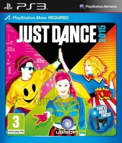 ���� Just Dance 2015 (������ ��� PS Move) [PS3, ������� ������������]
