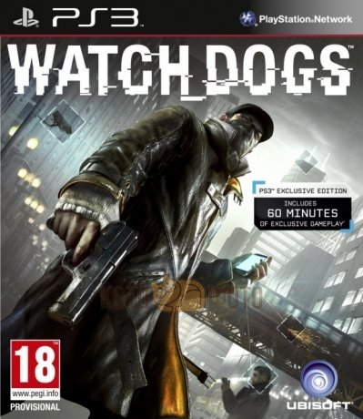 ���� Watch_Dogs [PS3, ������� ������]