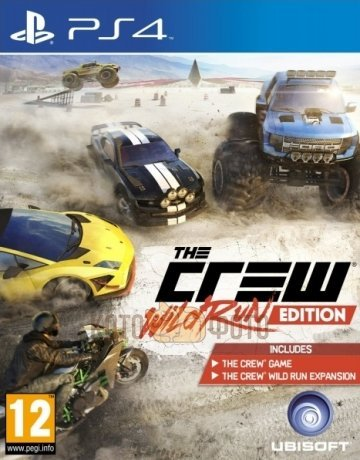 Игра Crew. Wild Run Edition [PS4, русская версия]
