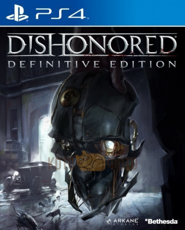 Игра Dishonored. Definitive Edition [PS4, русские субтитры]