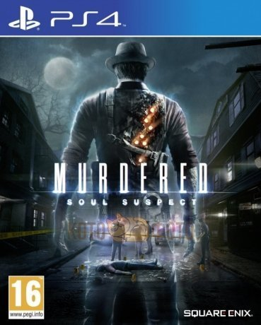 Игра Murdered: Soul Suspect [PS4, русская версия]