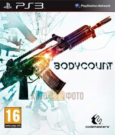 ���� Bodycount [PS3, ������� ������������]
