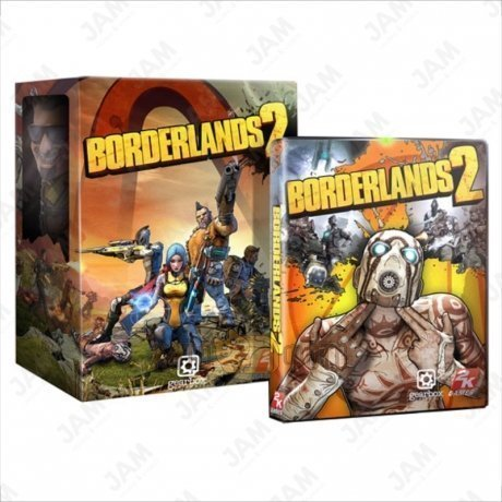 Игра Borderlands 2 Collectors Edition [PS3, английская версия]