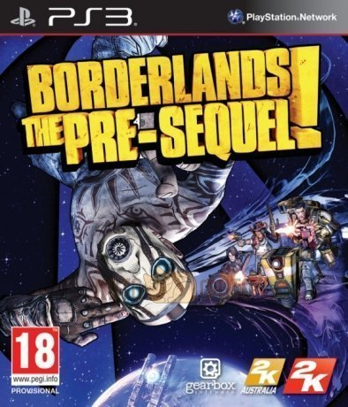 Игра Borderlands: The Pre-Sequel [PS3, русская документация]