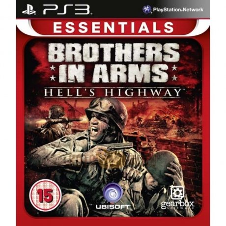Игра Brothers in Arms: Hells Highway (Essentials) [PS3, русская документация]