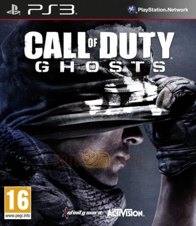 Игра Call of Duty. Ghosts [PS3, русская версия]
