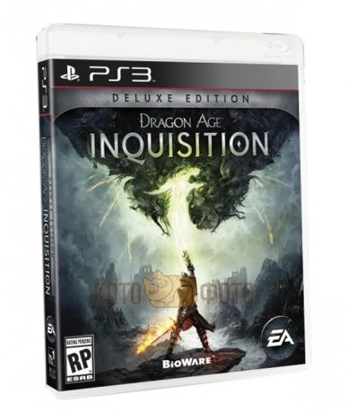 ���� Dragon Age: ����������. Deluxe Edition [Playstation 3, ������� ��������]