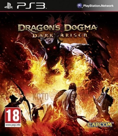 Игра Dragons Dogma [PS3, русская документация]